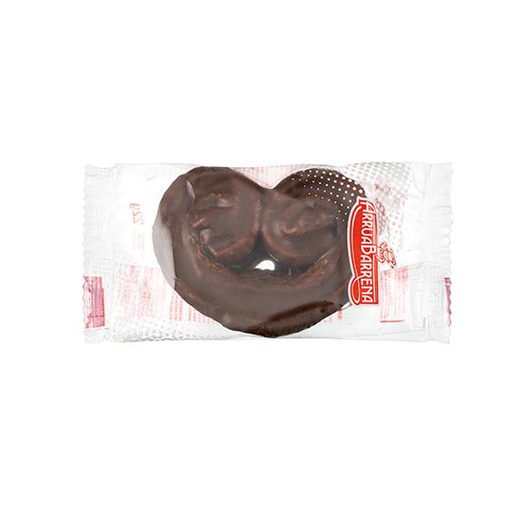 Palmera chocolate envuelta