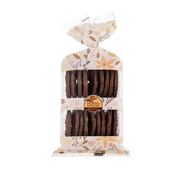 Palmeras chocolate 280 gr.