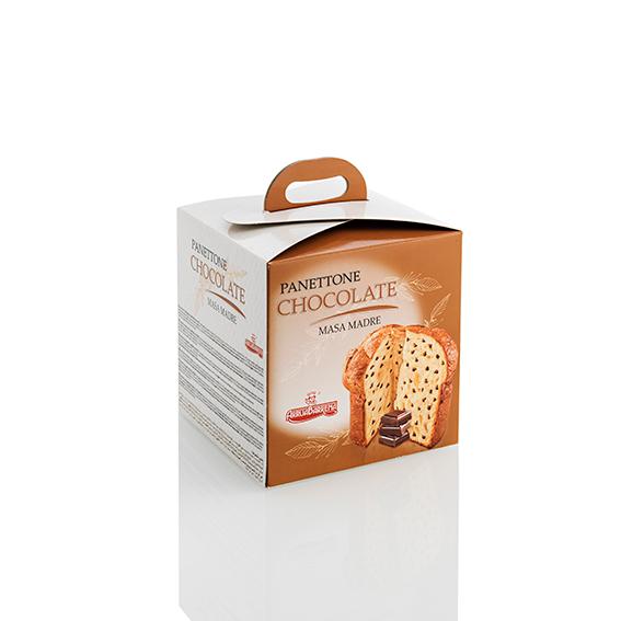 Panettone chocolate 1 Kg
